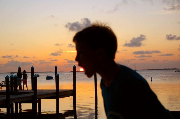 Eating the Sun, Key Largo
